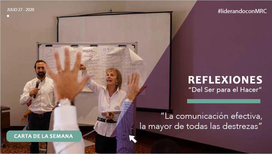 La comunicación efectiva, la mayor de todas las destrezas