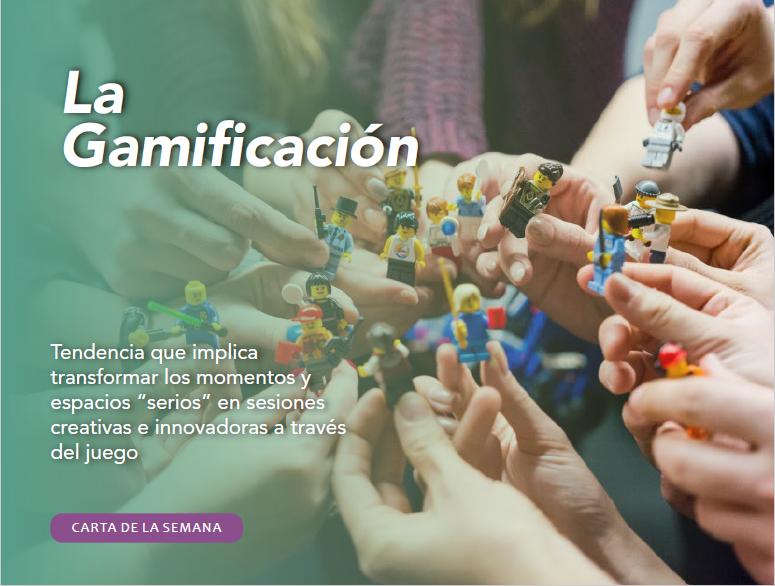 La Gamificación y su potencial para transformarnos